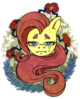 My Little Pony - Fluttershy, Don't Cry by Novacevia
