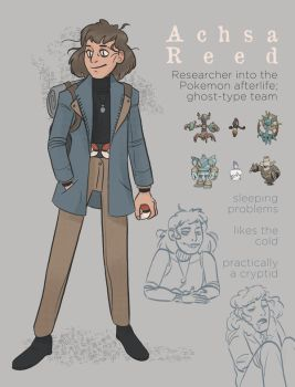 Achsa Reed by lucidflux