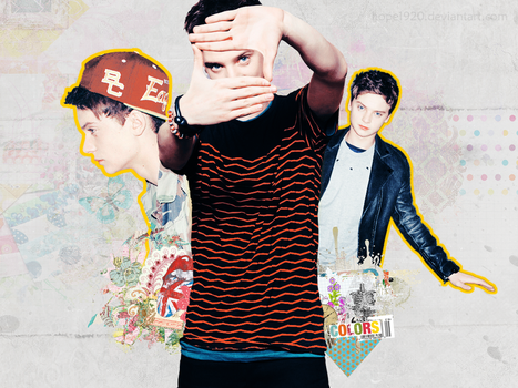 conor maynard wallpaper by hope1920