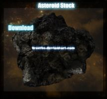 Asteroid Stock 01 by FrostBo