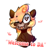 Welcome to DA Challenge by KittyPlaysDraws
