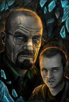 Breaking Bad by MatthewRabalais
