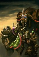 For The Horde by EspenG