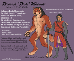 Ressi Reference by OdeeSS