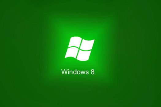 Win8 Green by BHASKARSAINIALUDIYA