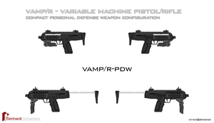 VAMPR PDW Configuration by Rxl-Noir