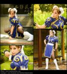 Chun-Li - Street Fighter by Neferet-Cosplay