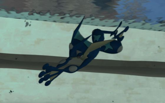 GMod Request: Stealth swimmer by AtomicLugia