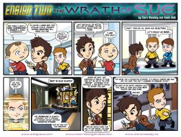 Ensign Two: The Wrath of Sue 10 by kevinbolk