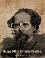 Happy birthday Charles Dickens. by nianintram