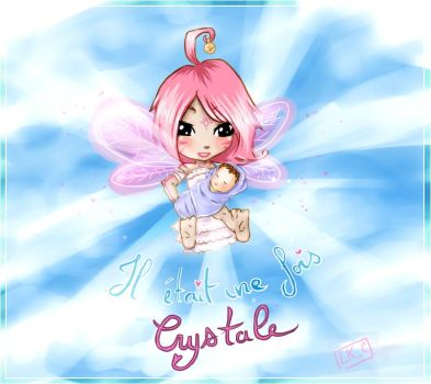 Crystale by LuckyXClover