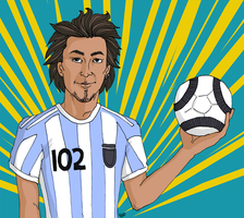 for argentina by theRast