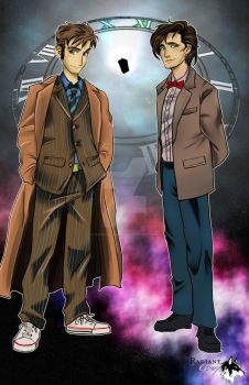 Doctors in Transition by Radiant-Grey