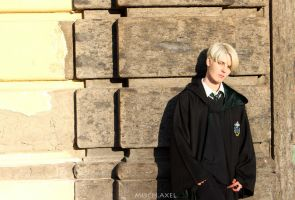Harry Potter: Draco Malfoy cosplay by MischievousBoyAilime
