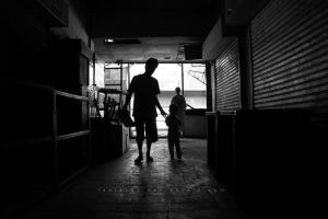 Father and Son by LaaLaa87
