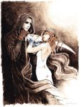 The lovers by dante-mk