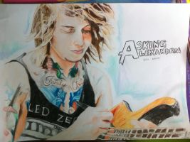 Ben Bruce drawing by seasparkle-lioness