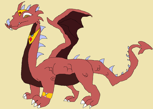 Jackson The Dragon In My Style by meltdown44