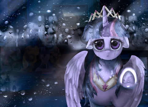 Will never be the same by pridark