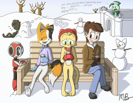 Snow Day by megabro16