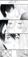 Free! Rin x Haruka. Only for me. [Ch.4] {2/3} by NicoleIsCrazy