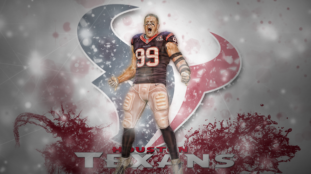 Texans Wall by Jagstownville