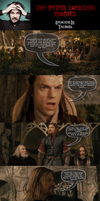 The Peter Jackson Diaries 9 - Tauriel by yourparodies