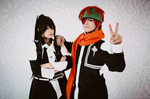 D.gray-man: Lavi and Kanda O1 by NeeYumi