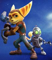 Ratchet and Clank #5 by Ratchetfan2006