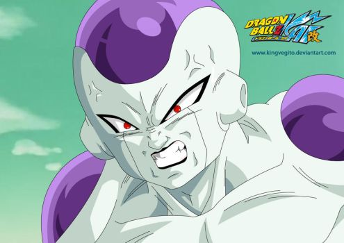 Frieza DBZKai by kingvegito