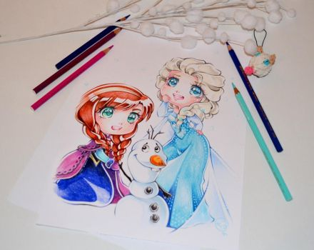 Do you want to build a Snowman? by Lighane