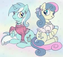 Our Fancy Clothes by Opallene