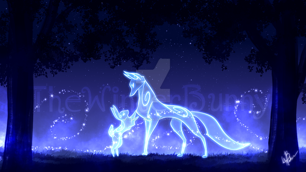 By Night... by TheWinterBunny