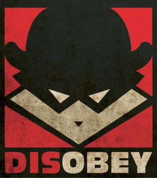 Disobey by J-Quest