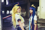 Panty and Stocking - 6 by XiXiXion