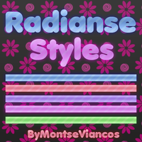 Radiance Styles by Montsecyrus