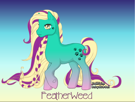 FeatherWeed by ZipTie4