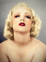 Carole Lombard - Colorized by Tricia-92