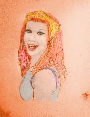Hayley Nichole Williams from Paramore (v2) by RJSnaiper