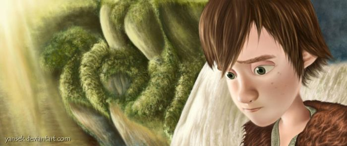 Hiccup by yansek