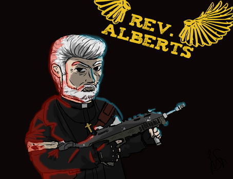 Reverend Alberts by Norse98