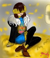 frisk flowerfell by yucatyartess