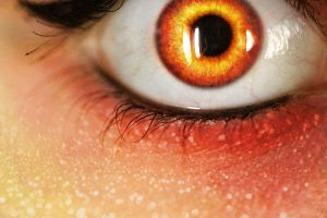 amber eye by mouers