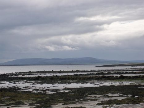 Galway Bay at Low Tide by Fallen-Angel-Li