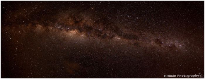 Milky Way Madness by Hitman35mm