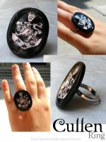 Cullen Ring by CuorEmani