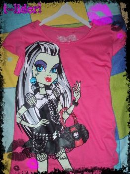monster high Blouses by t-lider
