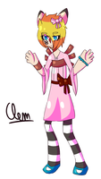 Clem ref 2016-17 by The-7th-Demon