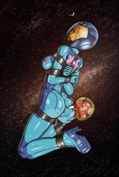 Metroid Isolation by reptileye