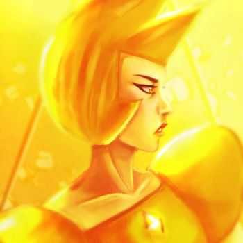 Yellow Diamond  by nokd